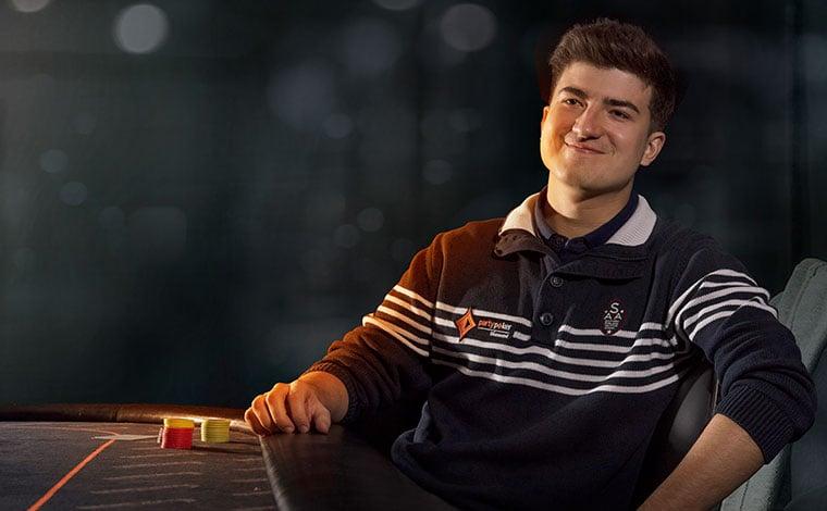 Dzmitry Urbanovich team partypoker